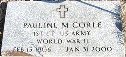 Pauline Victoria <i>Mathis</i> Corle