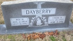 Roy Henderson Dayberry