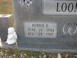 Bobbie E <i>Starling</i> Loomis