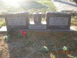 Ruby Mae <i>Barrow</i> Abernathy