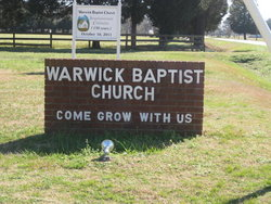 Warwick Baptist Church Cemetery