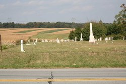 Airville United Presbyterian Cemetery, Old