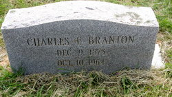 Charles Edward Branton