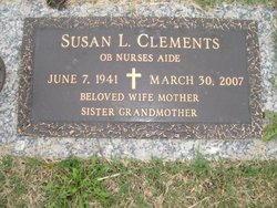 Susan <i>Smith</i> Clements