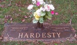 Rosaline L <i>Schrock</i> Hardesty