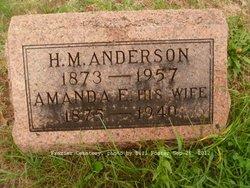 Amanda Elizabeth <i>Clark</i> Anderson