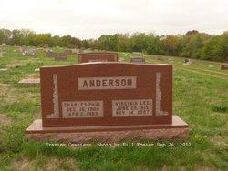 Charles Paul Anderson