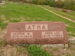 Anna Lee <i>Tadlock</i> Atha