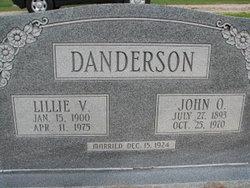 John Otis Danderson
