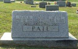 Silas Alvin Pate
