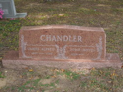 Josie <i>Boyd</i> Chandler