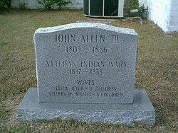 John Allen, III