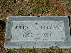 Robert E Bellows