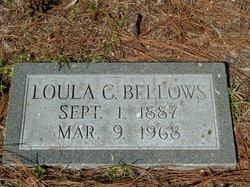 Loula Lulu <i>Carter</i> Bellows