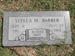 Stella M. Bunce <i>Massengale</i> Barber