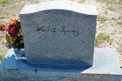 Glen Arval Spivey