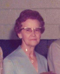 Zelda Regina <i>Edwards</i> Patterson Leavelle