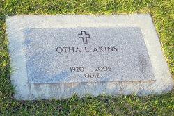 Otha L <i>Copeland</i> Akins