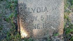 Lydia M Hunt
