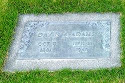 David Albert Adams