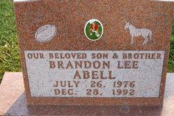Brandon Lee Abell