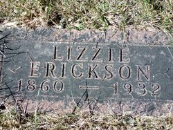 Lizzie Erickson