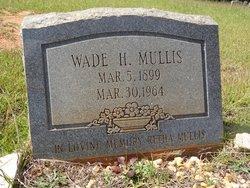 Wade Hampton Mullis