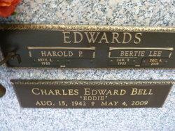 Bertie Lee Edwards