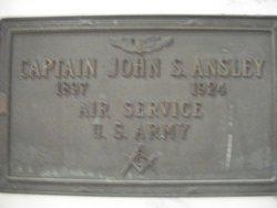 Capt John S. Ansley
