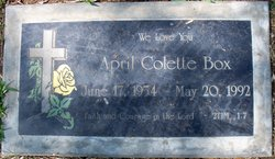 April Collette <i>Pruitt</i> Box