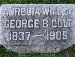 Aurelia <i>Hubbell</i> Colt