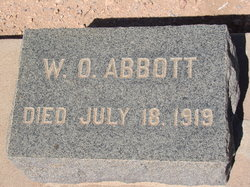 William Orin Abbott, Jr