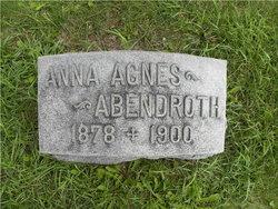 Anna Agnes Abendroth