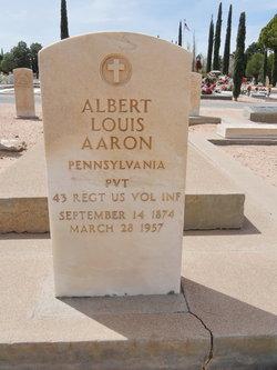 Albert Louis Aaron