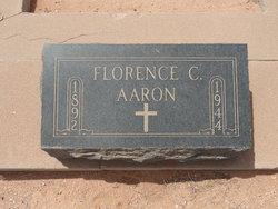 Florence C. <i>Moore</i> Aaron