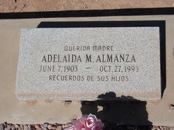 Adelaida M. Almanza