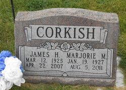 Marjorie M <i>Kersten</i> Corkish