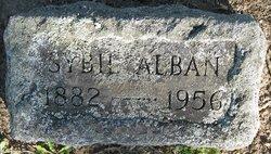 Sybil Alban