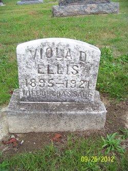 Viola Delta <i>Ellis</i> Sage