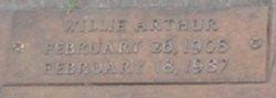 Willie Arthur Uncle Bill Crider