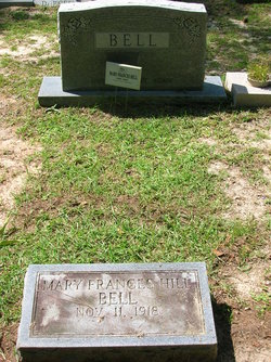 Mary Frances <i>Hill</i> Bell