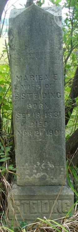 Mariea Elizabeth <i>Batree</i> Steiding