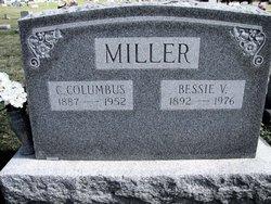 Elizabeth Viola Bessie <i>Garlitz</i> Miller