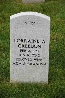 Lorraine A Creedon