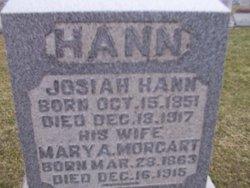 Josiah Hann