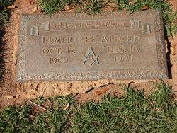 Elmer Lee Alford
