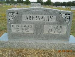 Thomas M Abernathy