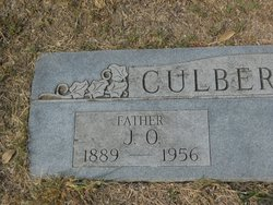 John Oran Culbertson