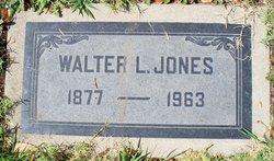 Walter Lewis Jones