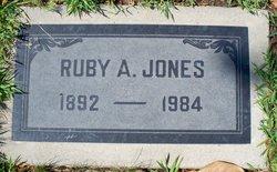 Ruby May <i>Arney</i> Jones